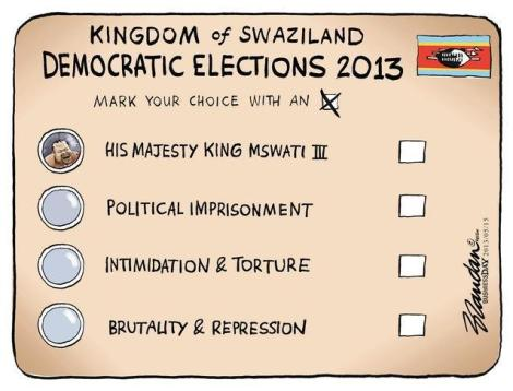 swaziland-elections-2013