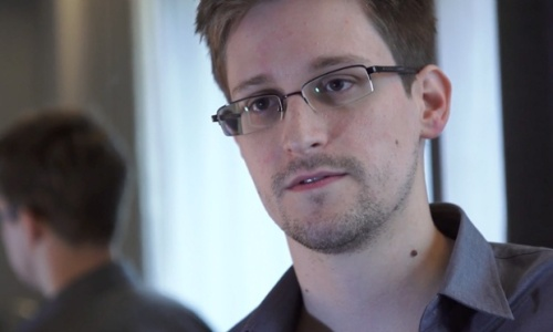 American tittle-tattler Edward Snowden.