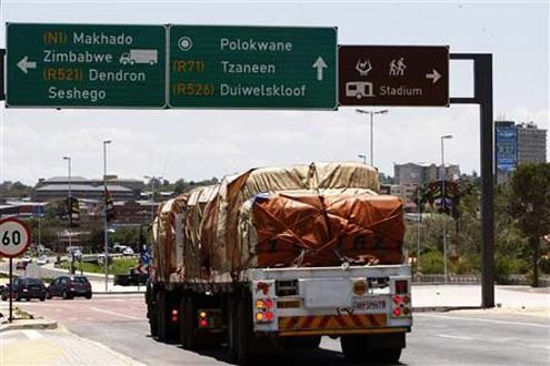 Limpopo sign boards
