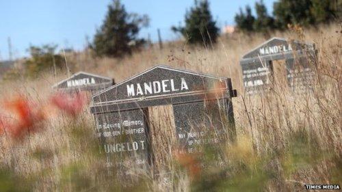 Mandela Graves