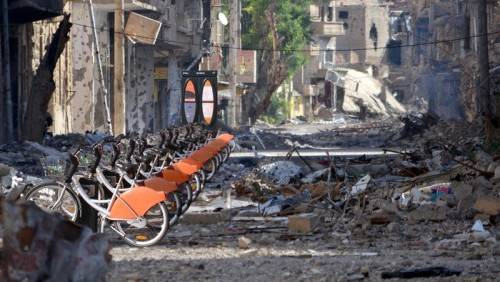 Syrian Bike Sharing Program