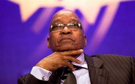 Jacob Zuma, thinking about Thuli Madonsela
