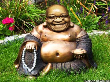 Zuma Buddha