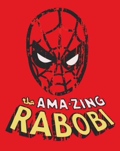 The Amazing Rabobi (Spiderman in Xhosa)